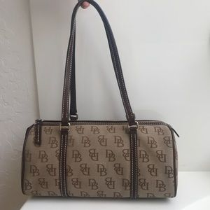 Dooney & Bourke Barrell Bag *Vintage!*